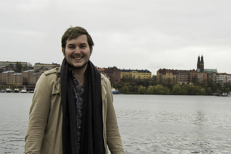 David Persson, Stockholm 2016