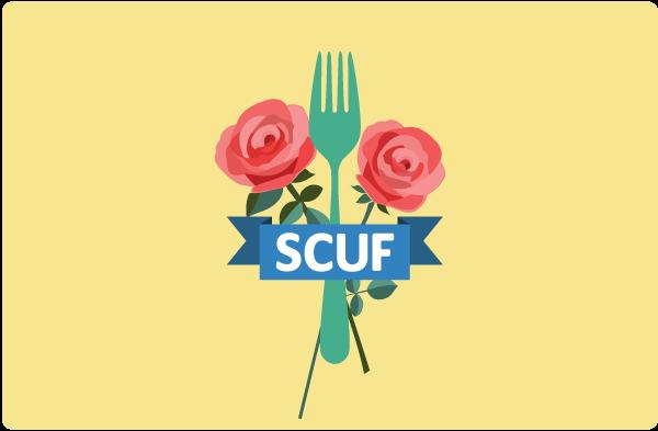 SCUF-gaffeln