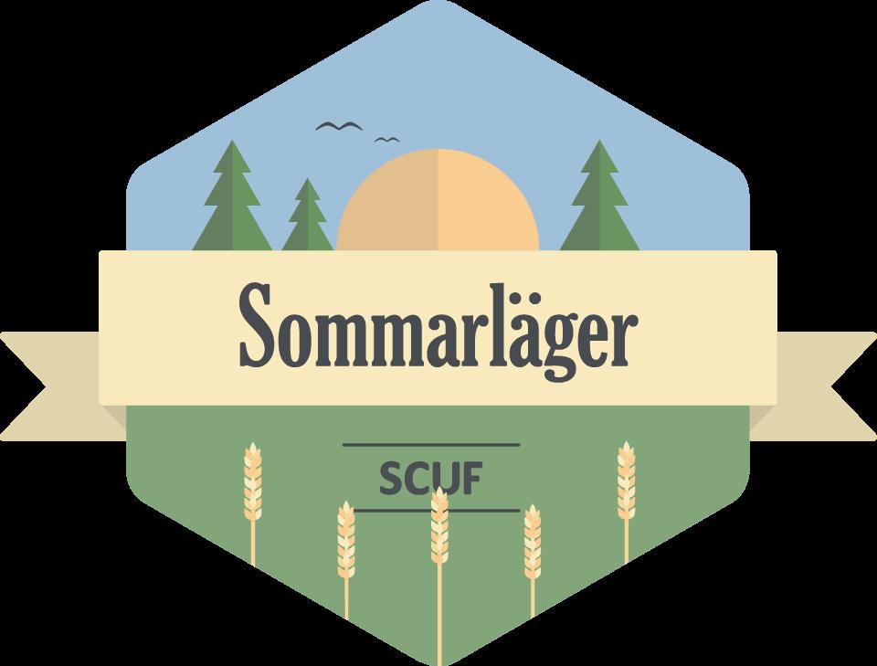Sommarläger logotyp