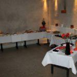 Julbord på Joda bar i Visby december 2013.