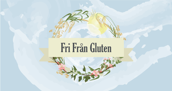 Fri från gluten illustration