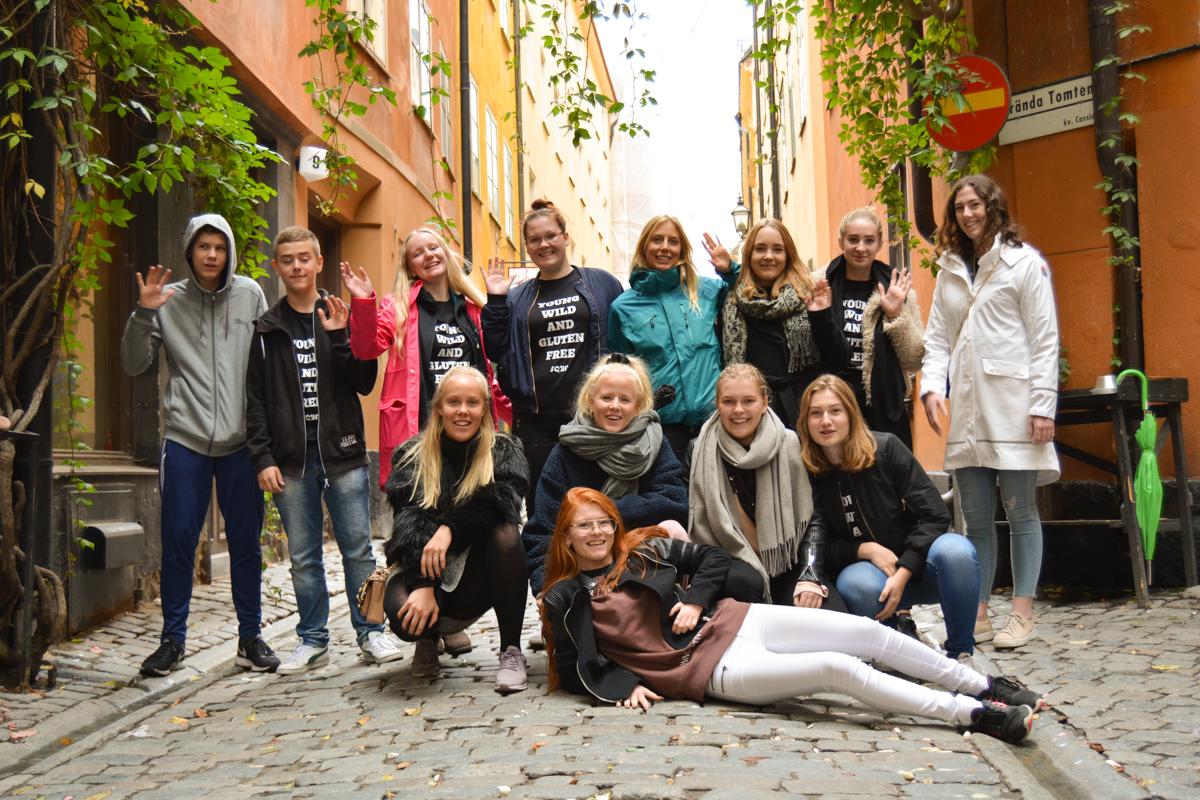 Deltagare på Fri Från Gluten 2017
