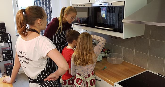 glutenfri bakning med SCUF Gotland