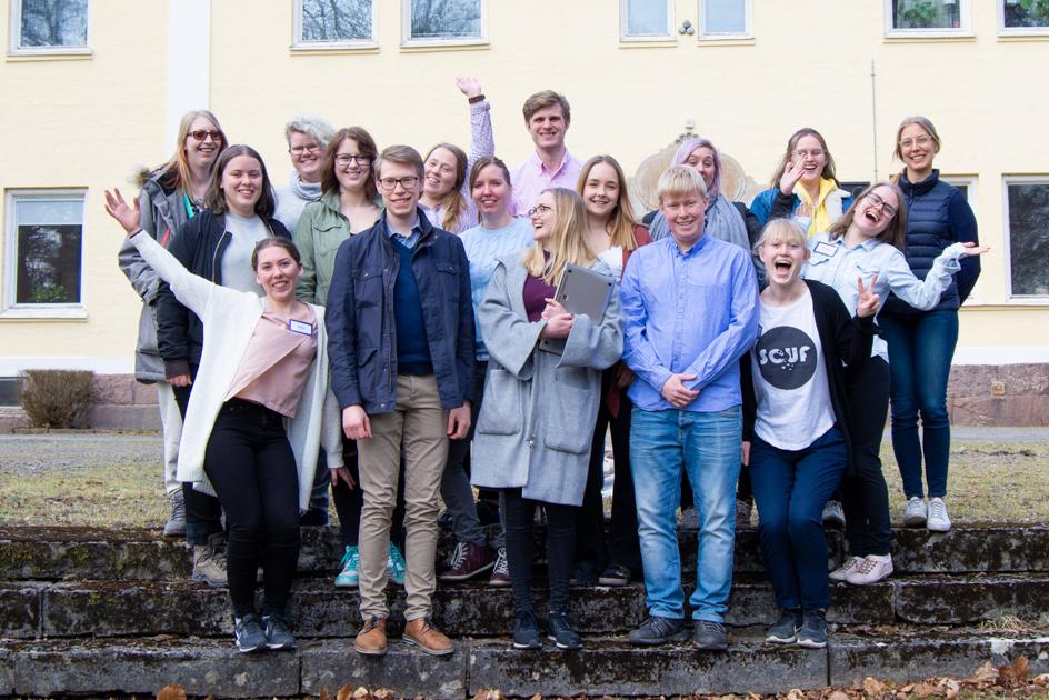 Deltagare på Förbundsårsmötet 2018