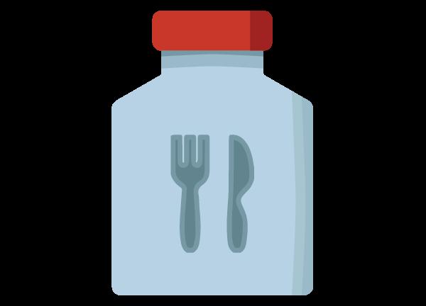 Celiaki behandlas med glutenfri mat.